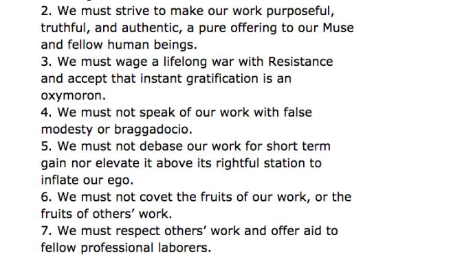 Lunch Pail Manifesto