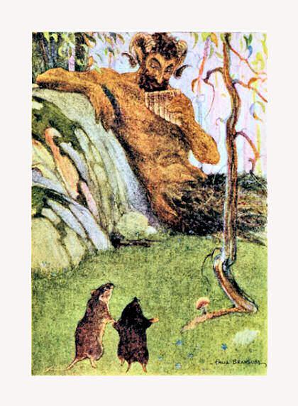Mastodon #Smallpoems: Piping at the Gates of Dawn